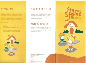 Page 1 brochure