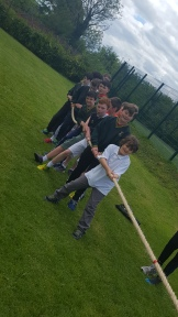 5th 6th tug of war